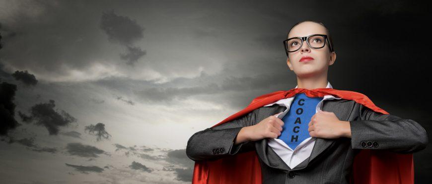 Coach as SuperHero